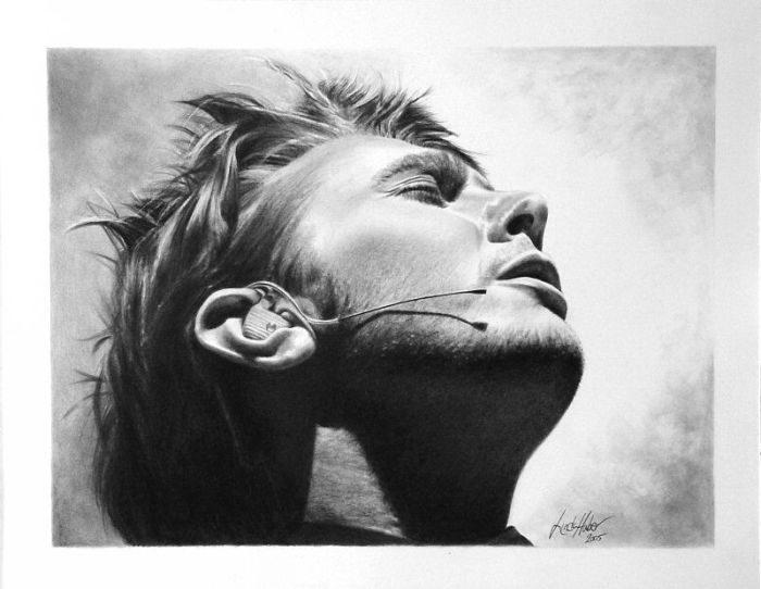 Portrety malowane ołówkiem czy zdjęcie? 17
