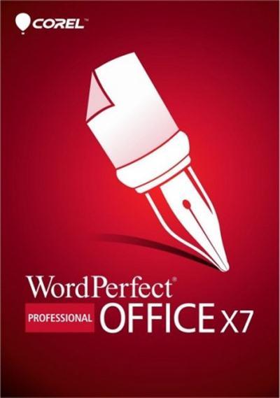 Corel WordPerfect Office X7 Professional & Standard 17.0.0.366 (May 25, 2015)