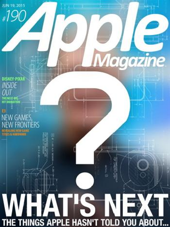 AppleMagazine Magazine 19 June, 2015