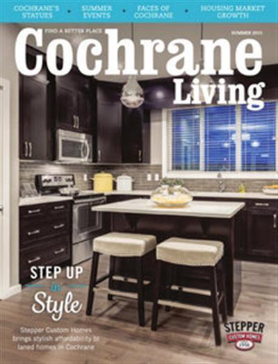Cochrane Living - Summer 2015