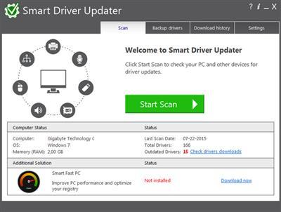 Smart Driver Updater 4.0.0.1239