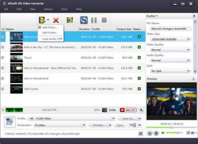 Xilisoft Video Converter Ultimate v7.8.9.20150724 Incl Keygen-AMPED