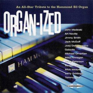 VA - Organ-ized: An All-Star Tribute To The Hammond B3 Organ (1999)