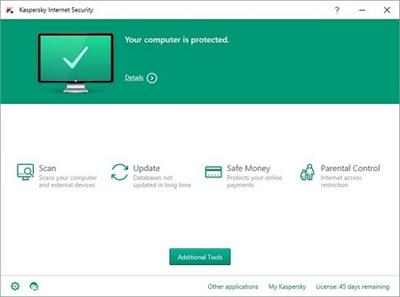 Kaspersky Internet Security (2016) 16.0.0.614 Final
