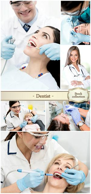 Dentist, medicine - Stock photo