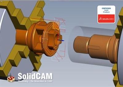 SolidCAM 2015 SP3 HF1 (19/08/15)