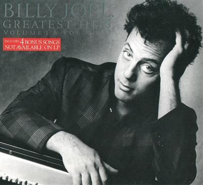 Billy Joel - Greatest Hits Volume I & Volume II (1985) FLAC