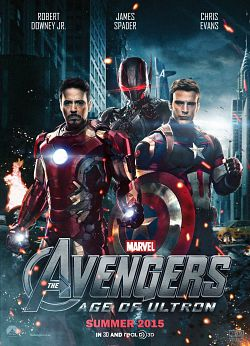 Avengers : L'ère d'Ultron - TRUEFRENCH HDRip MD