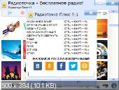 Радиоточка Плюс 9.1 + Portable