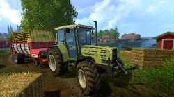 Farming simulator 15 (2015, xbox360). Скриншот №3