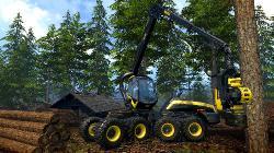 Farming simulator 15 (2015, xbox360). Скриншот №1