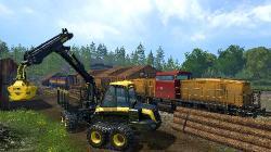 Farming simulator 15 (2015, xbox360). Скриншот №2