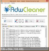 AdwCleaner 4.205 - уничтожение нежелательных панелей инструментов в веб-браузерах