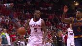Баскетбол. NBA Playoffs 2015. East. Conference Finals. Atlanta Hawks vs Cleveland Cavaliers [20-24.05] (2015) WEB-DL 720p | 60 fps