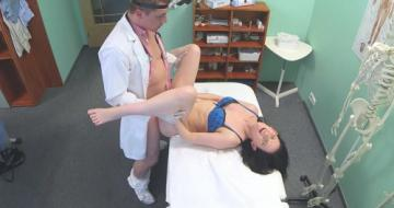 Vanessa (Doctor Prescribes His Cock To Help Relieve Sexy Patients Back Pain / E152) FullHD 1080p