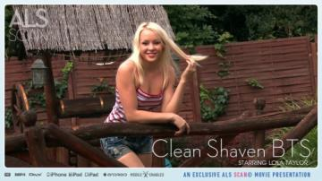 Lola Taylor, Gina Gerson (Clean Shaven BTS / 01.06.2015) FullHD 1080p