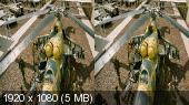 Боевые пилоты: Операция «Красный флаг» в 3Д / Fighter Pilot: Operation Red Flag 3D Горизонтальная анаморфная