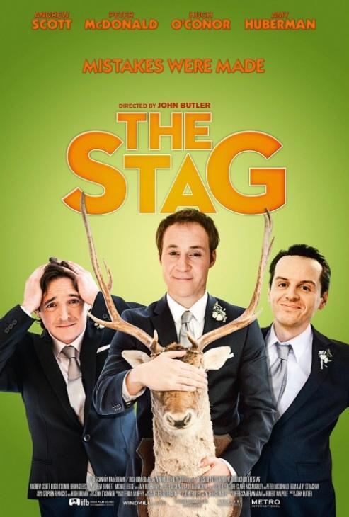 Wieczór kawalerski w plenerze - The Stag