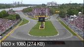 Формула 1: 07/20. Гран-при Канады. Гонка [07.06] (2015) HDTV 1080i