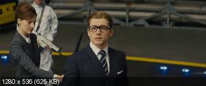 Kingsman: Секретная служба / Kingsman: The Secret Service (2014) BDRip 720p | DUB | Лицензия