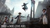 Assassin's Creed Unity - Gold Edition [v 1.5.0 + DLC] (2014/RUS/RePack by R.G. Freedom)