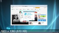 Microsoft Windows 7 SP1-u with IE11 (2 x 3in1) - DG Win&Soft 2015.05 (en-US, ru-RU, uk-UA) [2 образа: x64 и x86]