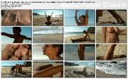 Pure Nude Yoga: Ocean Goddess - Beginning & Intermediate Yoga (2014) HDTVRip