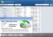 Wise Data Recovery 3.72.196 - �������������� ������� ������