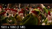Фред Клаус, брат Санты / Fred Claus (2007) BDRemux 1080p | DUB