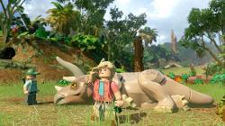 LEGO Jurassic World [+3 DLC] (2015/RUS/ENG/RePack by SEYTER)