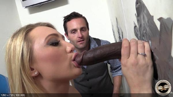 Black slut gets white cock