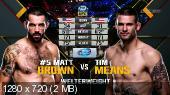��������� ������������. MMA. UFC 189: Mendes vs. McGregor (Full Event) [11.07] (2015) WEB-DL, HDTVRip 720�