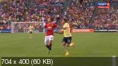 Футбол. Международный Кубок Чемпионов 2015. Клуб Америка - Манчестер Юнайтед [17.07] (2015) HDTVRip