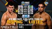 ��������� ������������. MMA. UFC Fight Night 72: Bisping vs. Leites (Full Event) [18.07] (2015) HDTV 720p | 60fps