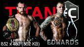 ��������� ������������. MMA. Titan FC 34: Healy vs. Edwards (Full Event) [18.07] (2015) WEB-DL 480p