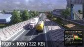 Euro Truck Simulator 2 [v 1.19.0.19s] (2013) PC | RePack от =nemos=