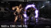 Mortal Kombat X (Update 10/2015/RUS/ENG/MULTi7) RePack от R.G. Catalyst