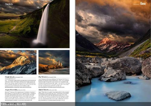 Digital SLR Photography - August 2015 (HQ PDF)