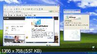Microsoft Windows XP Professional VL with Service Pack 3 - Оригинальные образы от Microsoft MSDN [Multi/Ru] (26хCD)