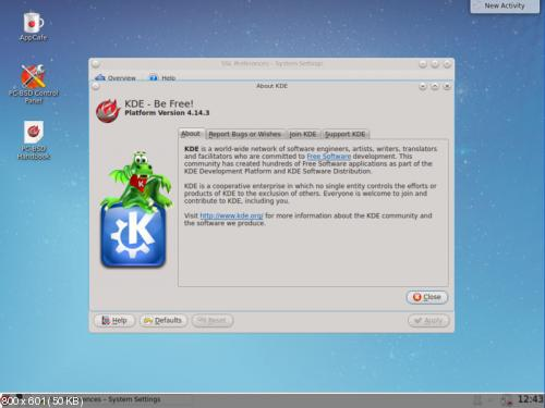 PC-BSD Joule 10.1.2 + Virtual machine [x64]