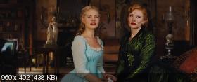 ������� / Cinderella (2015) BDRip-AVC | DUB | iTunes
