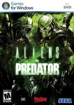 Антология Aliens vs Predator (1999-2010) (RUS-ENG) (RePack) от Кроатоан