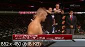 Смешанные единоборства. MMA. UFC on FOX 16: Dillashaw vs. Barao II (Full Event) [25.07] (2015) HDTV 400p | 60fps
