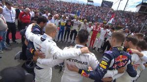 Формула 1: 10/20. Гран-при Венгрии. Практика 1-3, Квалификация, Гонка [BBC HD] [24-26.07] (2015) DVB Remux 1080i