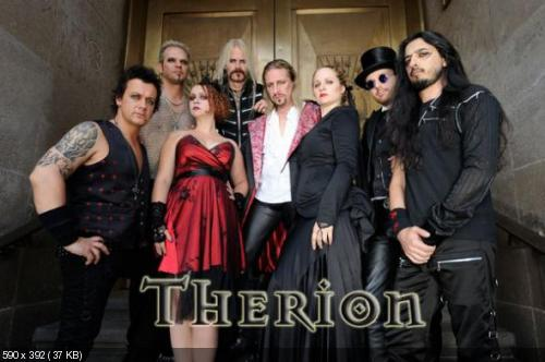 Therion - Les Fleurs Du Mal (2012)