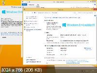 Microsoft Windows Embedded 8.1 Enterprise x86 with Update 3 - Оригинальные образы от Microsoft MSDN [Multi/Ru]