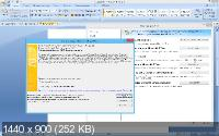 Microsoft Office 2007 Standard SP3 12.0.6721.5000 RePack by KpoJIuK (20.07.2015) [Ru]