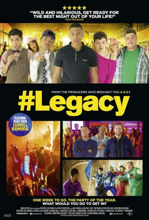Legacy (2015) PL.720p.WEB-DL.XViD.AC3-K12 / Lektor PL