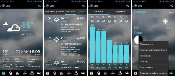 Weather Pro: Widget Forecast Radar 3.3.2 (android) - ������