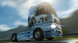 Euro Truck Simulator 2 [v 1.19.2.1s + 27 DLC] (2013/RUS/ENG/RePack R.G. Steamgames)